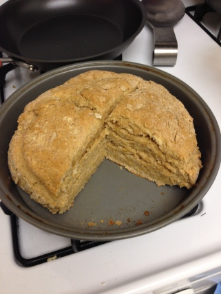 Hibernian Brown Bread